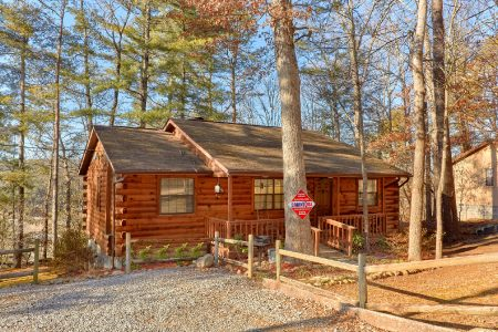 Huckleberry Haven: 2 Bedroom Gatlinburg Cabin Rental