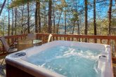 Pigeon Forge Cabin with Hot Tub