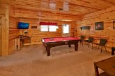 Premium Pigeon Forge Cabin with Game Room