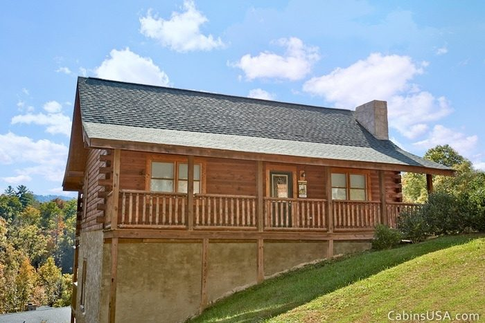 Premium Smoky Mountain 2 Bedroom Cabin - Autumn Ridge
