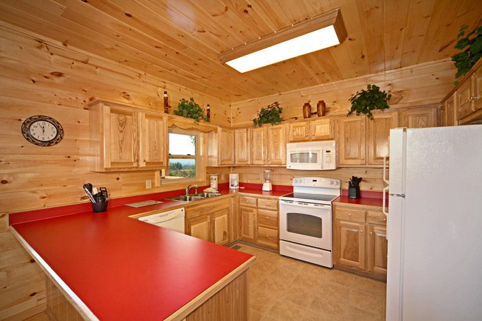 Cabin with Fully Equipped Kitchen - Awesome Views