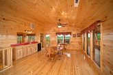 Cabin with Open Den