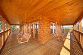 Cabin with Wrap Around Deck