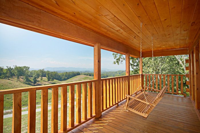 Deck with Scenic Views - Awesome Views