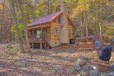 Honeymoon Cabin in the Woods