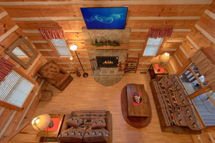 1 Bedroom Cabin Sleeps 4 - Bare Tubbin