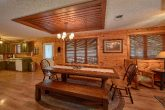 Large Dining Room with Fireplace Gatlinburg