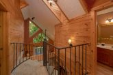 4 Bedroom 4 Bath 3 Story Cabin in Gatlinburg