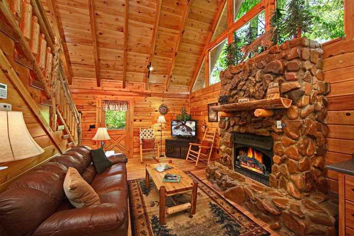 1 Bedroom Private Cabin In The Smokies