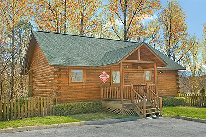 Bear Footin Cabin Rental Photo