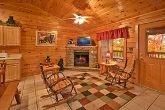 2 Bedroom Cabin with a Cozy Gas Fireplace