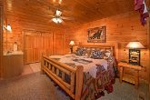 2 Bedroom Cabin with 2 King Sized Bedrooms