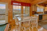 Spacious Kitchen in a Pigeon Forge Cabin