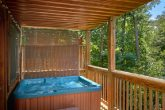 Private 2 Bedroom Cabin with Hot Tub and Views