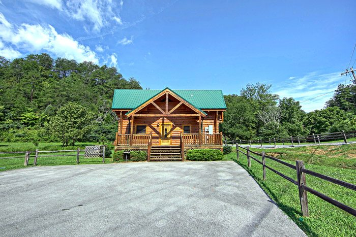 Bear Nook Cabin Rental Photo