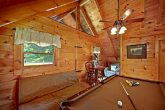 Cabin with Futon in Loft
