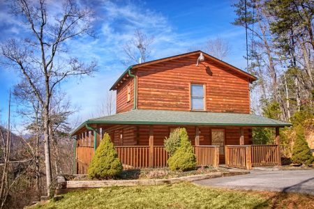Annie's Escape: 1 Bedroom Sevierville Cabin Rental