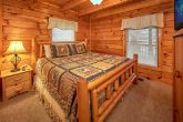 Secluded Honeymoon Cabin with Master Suite