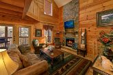 Cabin with Fully Furnished Living Room