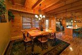 Dining Room in Cabin