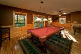 Cabin with Billiard Room