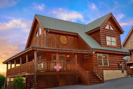 Southern Charm: 4 Bedroom Gatlinburg Cabin Rental