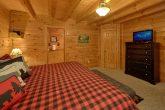 King Bedroom with Flatscreen TV