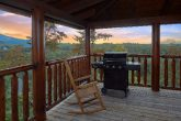 Smoky Mountain Cabin with Deck and Gas Grill
