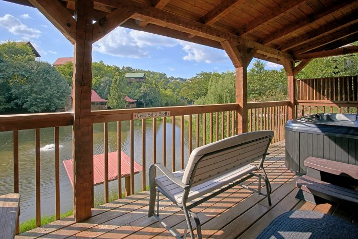 Beautiful Getaway Cabin Rental Photo