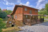 2 Bedroom 2 Story Cabin Sleeps 6