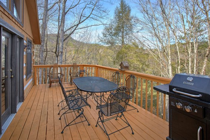 Outdoor Seating with Views 2 Bedroom - Bella Casa