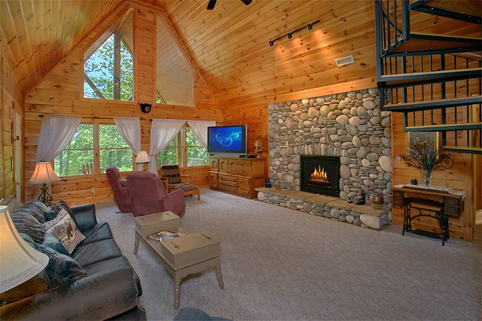 in main big bedroom cabin bear vacationrentalpropertydetails rental california bookerville cabins vacation lake centrally located cozy com