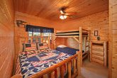 Queen Bedroom with Bunk Beds