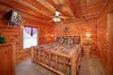 Queen Sized Bedroom in Cabin