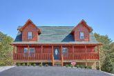 Bear Cove Falls 5 Bedroom Cabin Sleeps 14
