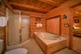 Jacuzzi Tub and Walk-in Shower in Master Suite