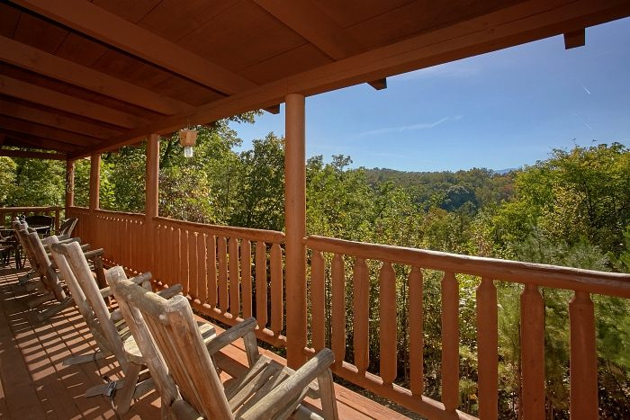Smoky mountains cabin rental bluebaery hill Best mountain view cabins in gatlinburg tn