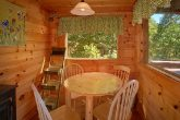 Gatlinburg Cabin with 2 Dining Rooms and View