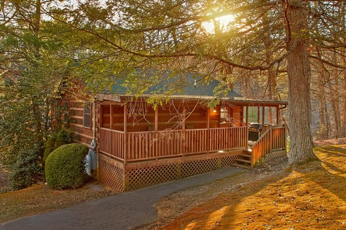 Hidden Mountain Resort Cabin Rental Bluff Haven