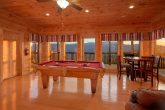 Spacious 5 Bedroom Cabin with Game Room