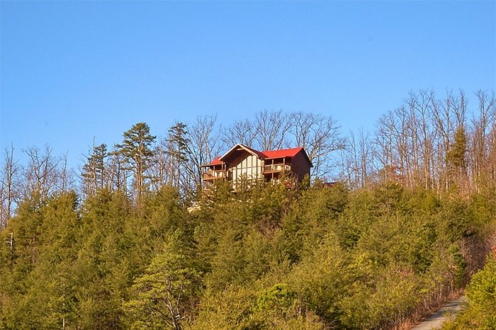 Secluded 5 Bedroom Luxury Cabin with Views - Breathtaker