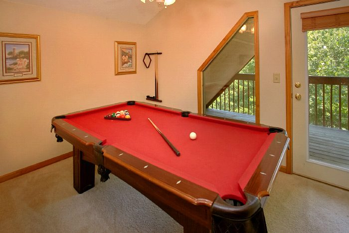 3 Bedroom Cabin with Pool Table and Games - Brentwood