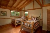 Spacious Cabin with Loft and 2 Twin Beds