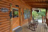 2 bedroom cabin in Smoky Mountain Ridge Resort