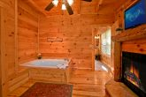 Cabin with King Suite, Jacuzzi and private bath