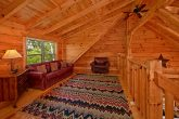 Cabin with Loft sitting area
