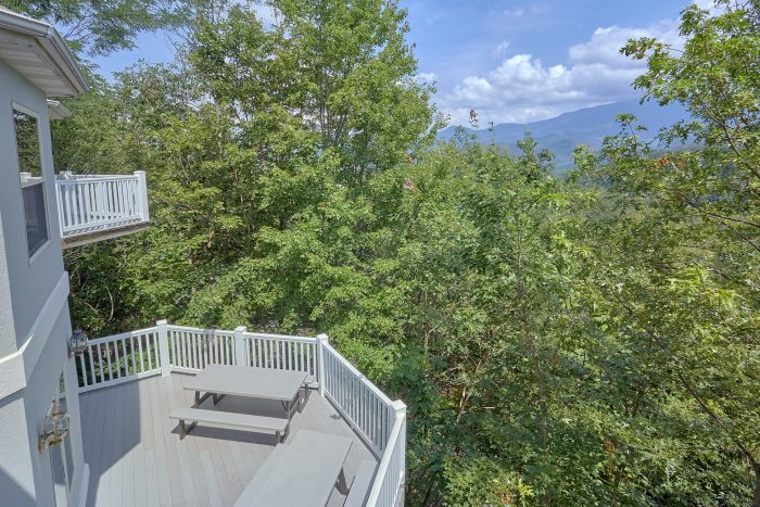 Gatlinburg Chalet with Views of the Mountains - Chalet Mignon