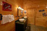 Premium Cabin with Luxury Bathroom and Jacuzzi