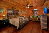 Premium Cabin with John Deere Theme Bedroom
