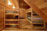 6 Bedroom Cabin with Bunk Bedroom for 6 guests
